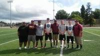 Pictured left to right: